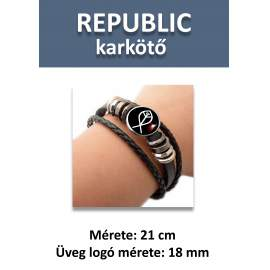 Republic karkötő