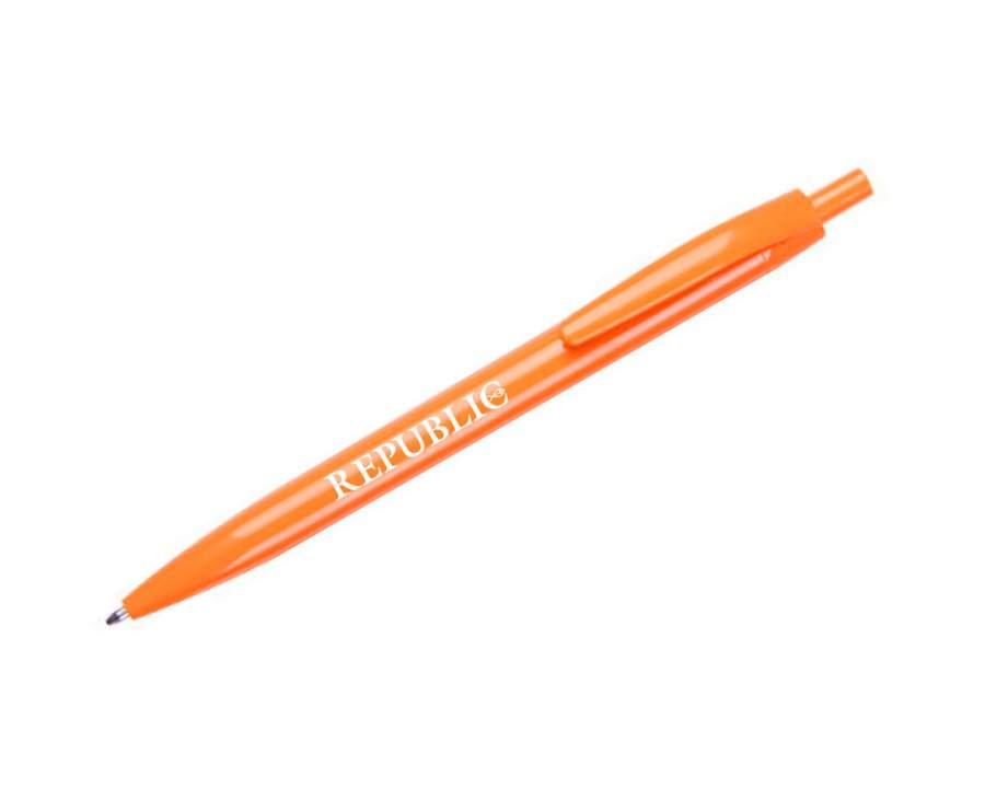 Republic golyóstoll - narancssárga