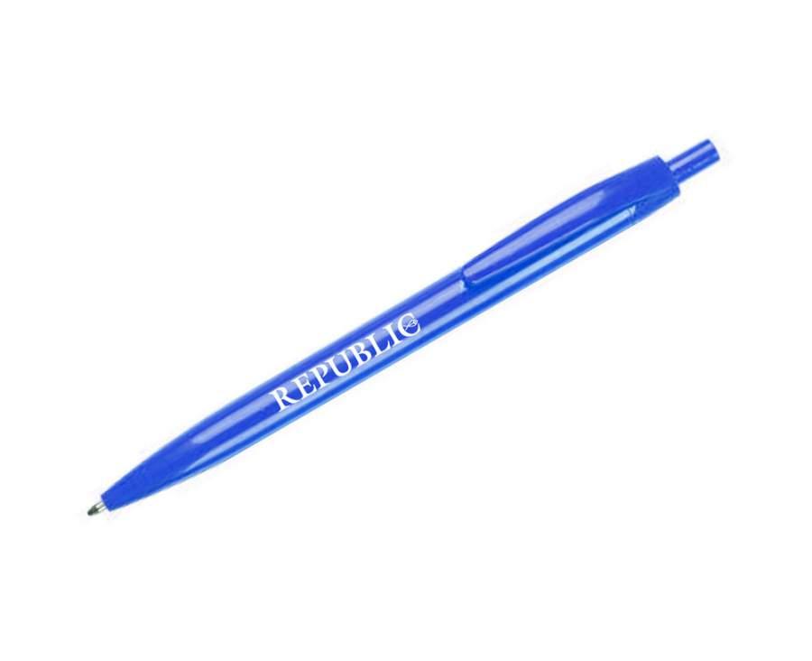 Republic golyóstoll - kék