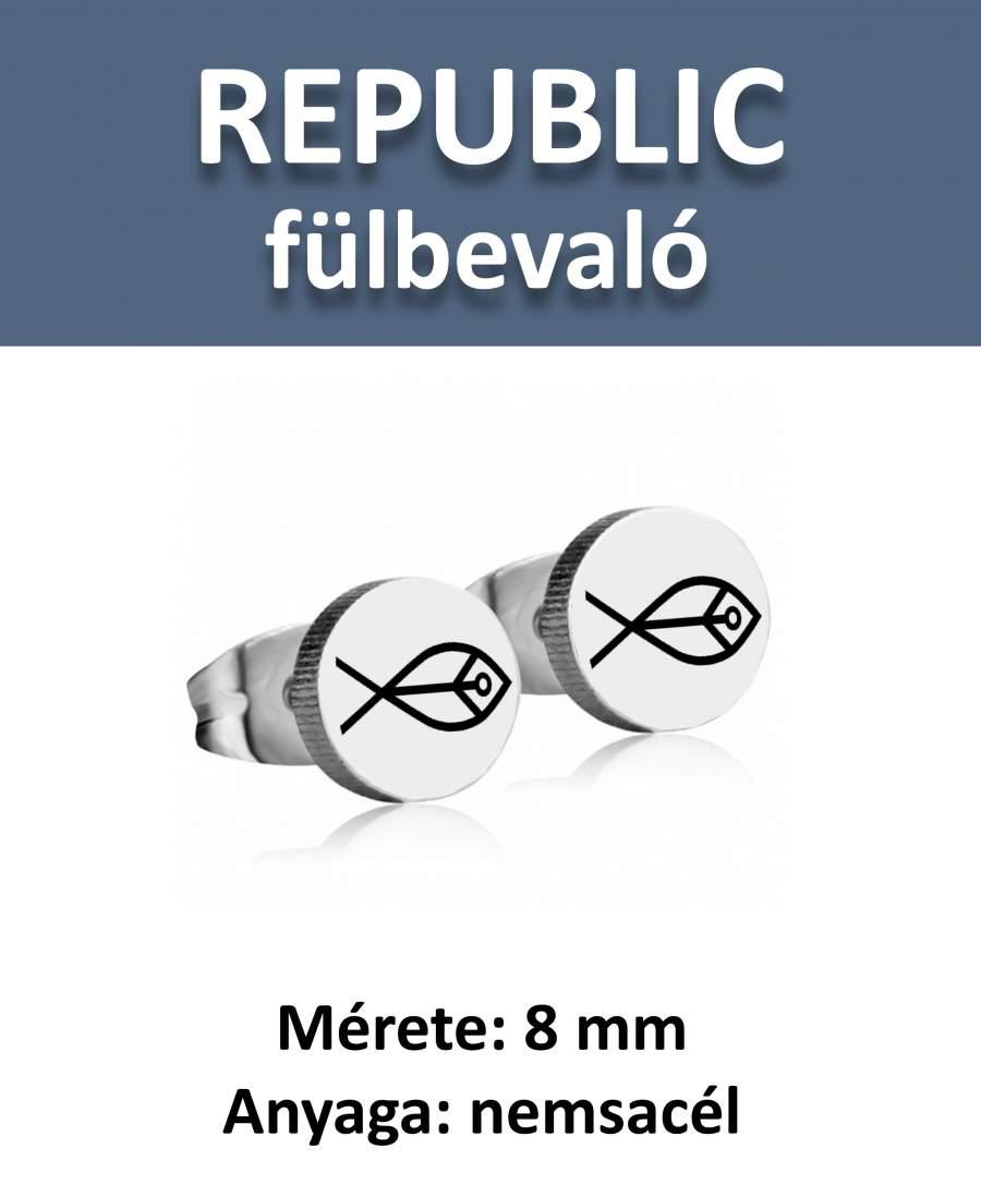 Republic fülbevaló