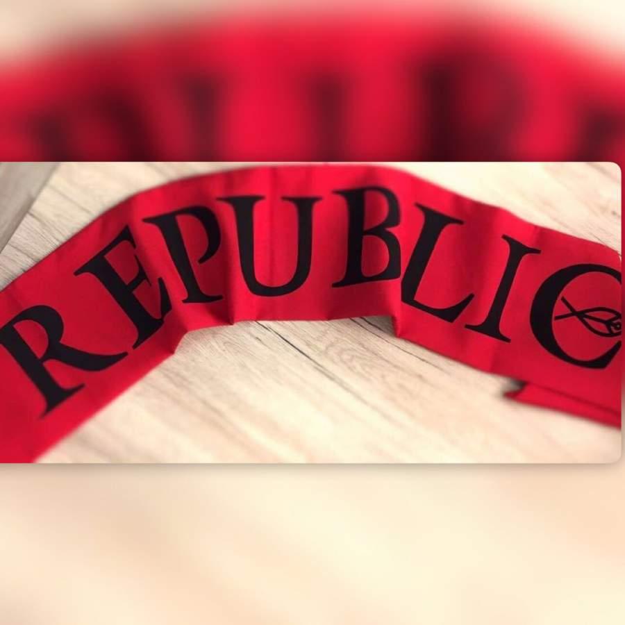 Republic sál - Piros